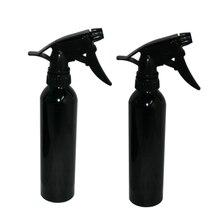 YILONG livraison gratuite 2 pièces bouteille de pulvérisation de tatouage noir 260 ML bouteille de pulvérisation en aluminium pour savon vert accessoires de tatouage de haute qualité