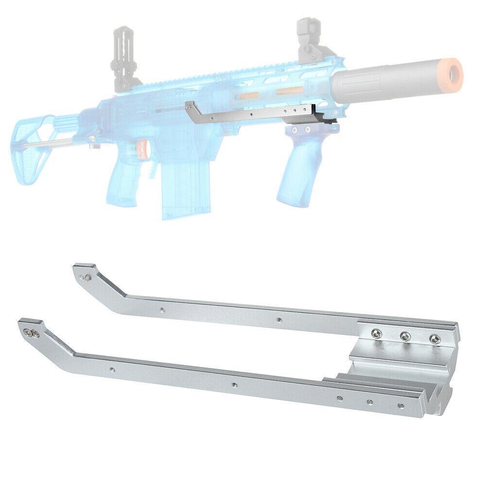 Worker Mod, Kit de bomba, varillas de aluminio plateadas para juguete de vaivén