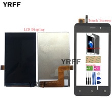Mobile LCD Display For Fly FS405 Phone LCD Display Touch screen Display Touch Screen Digitizer Panel