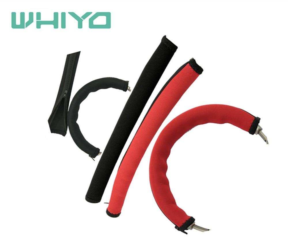 Whiyo Bumper Head Pads Headband Cushion Pads for Marshall Major I,Major II, Major III,MID ANC, Mid Bluetooth, Monitor Headphones