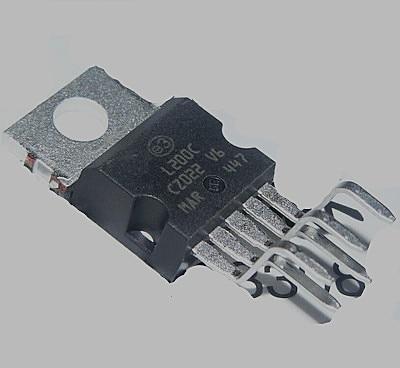 10 unids/lote L200C-220 L200CV L200 TO220 original IC 100% de calidad