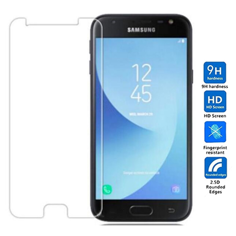 For Samsung Galaxy j3 2018 Tempered Glass Protective phone film For Samsung  j3 2018 Screen Protecto