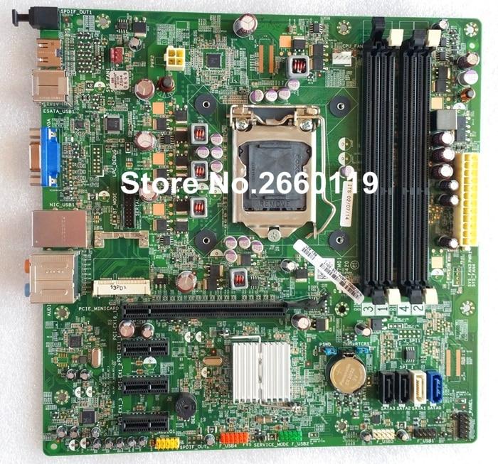 ل XPS 8300 DH67M01 Y2MRG 0Y2MRG HWY8Y نظام اللوحة الأم اختبارها بالكامل