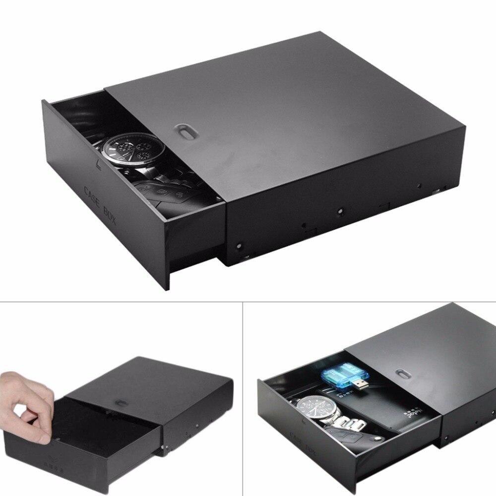 """Gabinete externo 5.25 """"cremalheira móvel da gaveta em branco do disco rígido de hdd para o pc do desktop"""