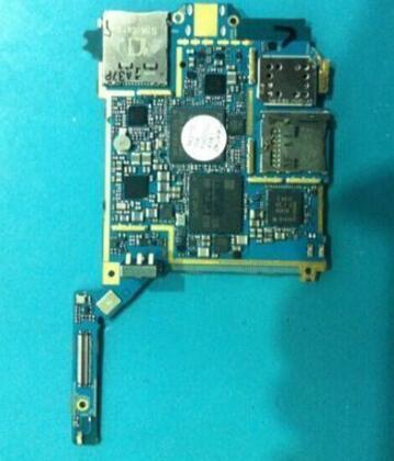 Placa de Circuito Peças de Reparo para Samsung Usado Principal Motherboard Galaxy s4 Zoom Sm-c101 C101 Telefone Móvel Pcb