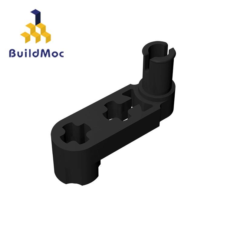 BuildMOC 33299 1x3  Technic Changeover Catch For Building Blocks Parts DIY Educational Tech Parts Toys