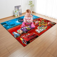 Children/Baby Crawling Play Mat Fashion 3D Cartoon Printed Kids Game Soft Carpet Baby Playmat Outdoor Picnic Mat Rugs And Carpet