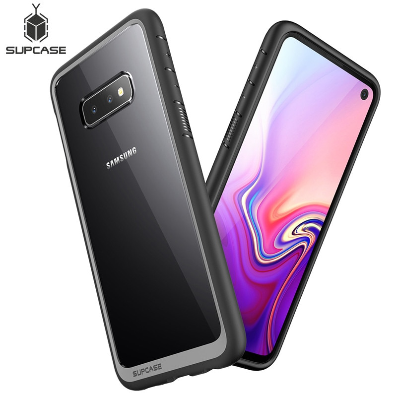 Para Samsung Galaxy S10e Case 5,8 pulgadas UB Style Premium híbrido TPU parachoques protector claro funda trasera para Galaxy S10e (2019)