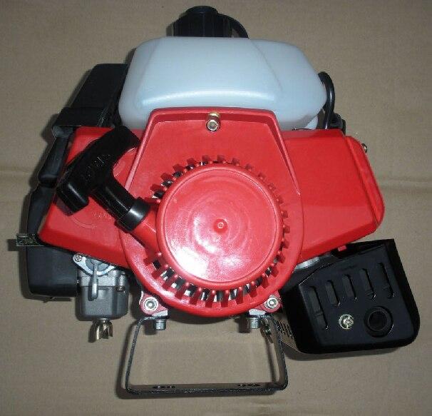 Professional 40-6 40.2CC engine, 2 stroke engine,2 stroke Gasoline engine brush cutter parts engine 40.2cc 1.45kw CE Approved enlarge