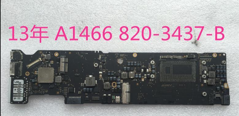 """Falha Placa Lógica Para MacBook AIR de 2013 anos 820-3437-B 13 """"A1466 MD761 reparação"""
