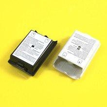 Boîtier de couverture de batterie arrière boîtier de protection pour XBOX 360 contrôleur sans fil joypad joystick pièces de rechange