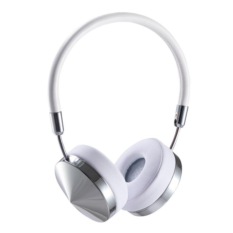 Blanou Headband Headphones High Quality Bluetooth Wireless Headphone for Girls Rose Gold Bluetooth Headphones Headset BT88 enlarge