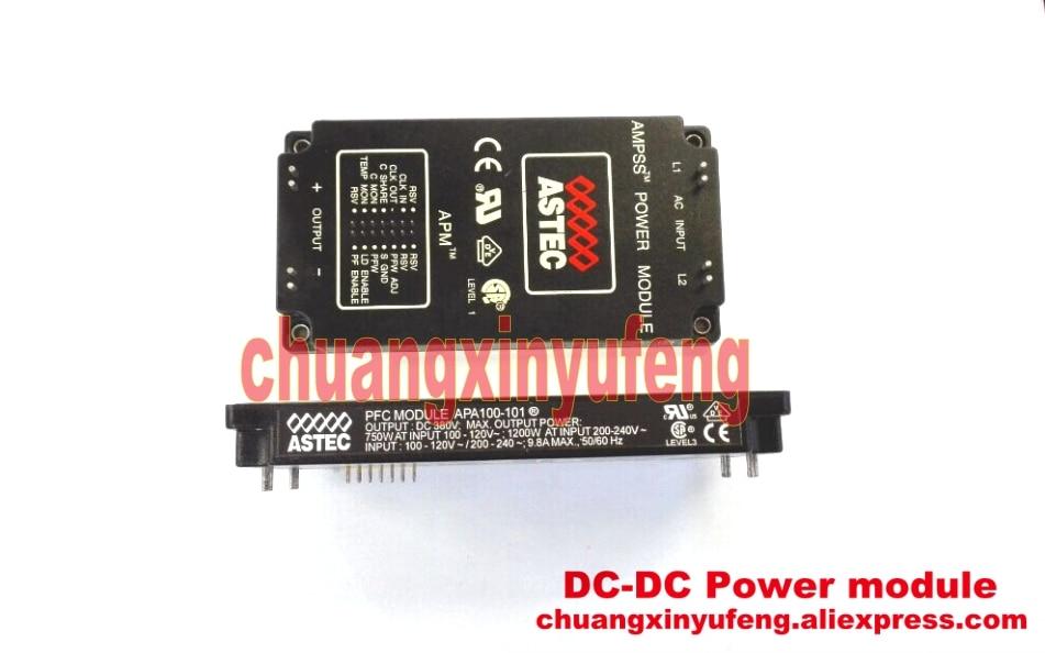 Módulo de potencia ASTEC APA100-101 módulo de potencia PFC 100/240VAC-380VDC el más potente 1200w