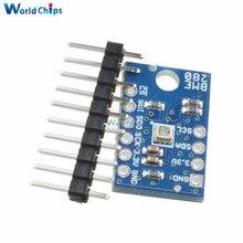 GY-BME280 Gy BME280 I2C Spi Breakout Temperatuur Vochtigheid Luchtdruk Digitale Sensor Module 3.3V 5V Hoge Precisie 3In1