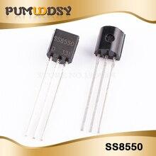 100 Pcs 50 Pcs SS8050 + 50 Stuks SS8550 Transistor Npn To-92 Ic
