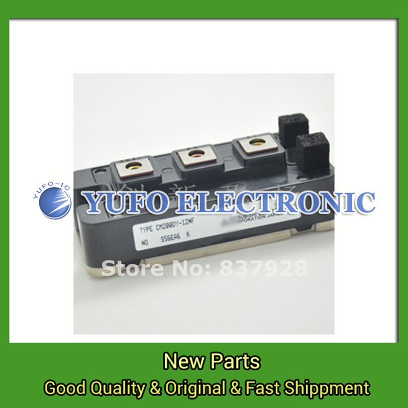 Free Shipping 1PCS CM200DY-12NF Power Module original new Special supply Welcome to order