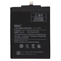 BM47 Аккумулятор для Xiaomi Redmi 3 3S 4X 3X, сменные батареи 4000 мАч, литий-полимерная батарея большой емкости
