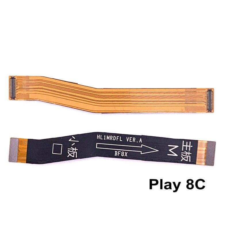 Nueva placa principal conector de la placa base de Cable Flex para Huawei Honor juego 8C BKK-AL00/AL10 piezas de repuesto Flex Cable