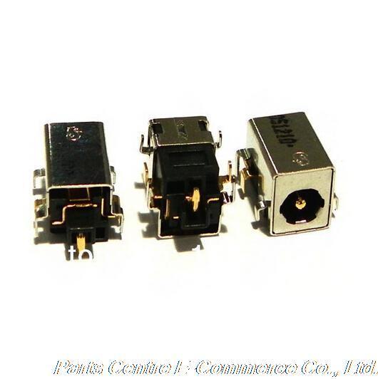 Para HP NC6110 NC6120 NC6140 NC6200 NC6130 NC8230 NC6250 NC8200 NC6100 NC8220 DC Power Jack conector de carga