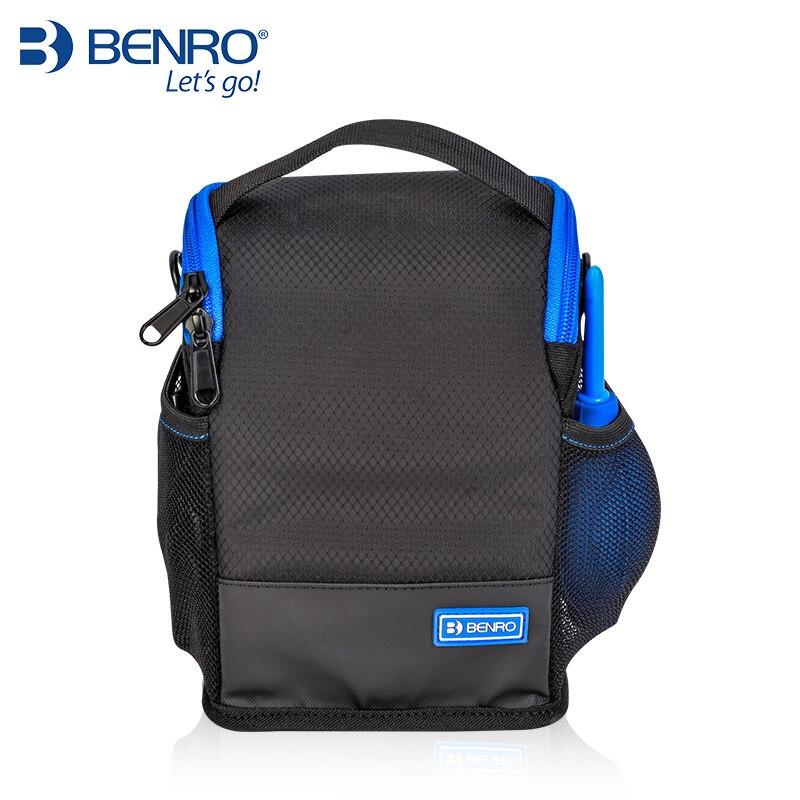 Benro-حقيبة فلتر FB100M2 ، حامل تخزين ، 4 فلاتر مربعة ، 3 فلاتر مستديرة
