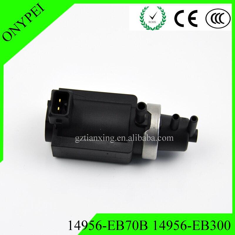 14956-eb300 14956-eb70b vácuo turbo boost válvula de controle para nissan navara d40 pathfinder r51 14956 eb70b 14956eb70b