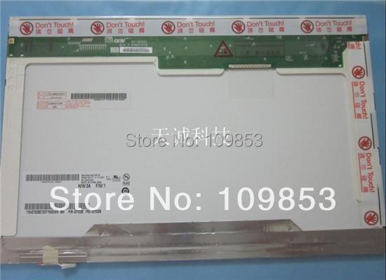 شاشة LCD للكمبيوتر المحمول مقاس 14.1 بوصة CCFL B141EW04 ، لأجهزة Dell D620 D630 D631 Inspiron 1420 E1405