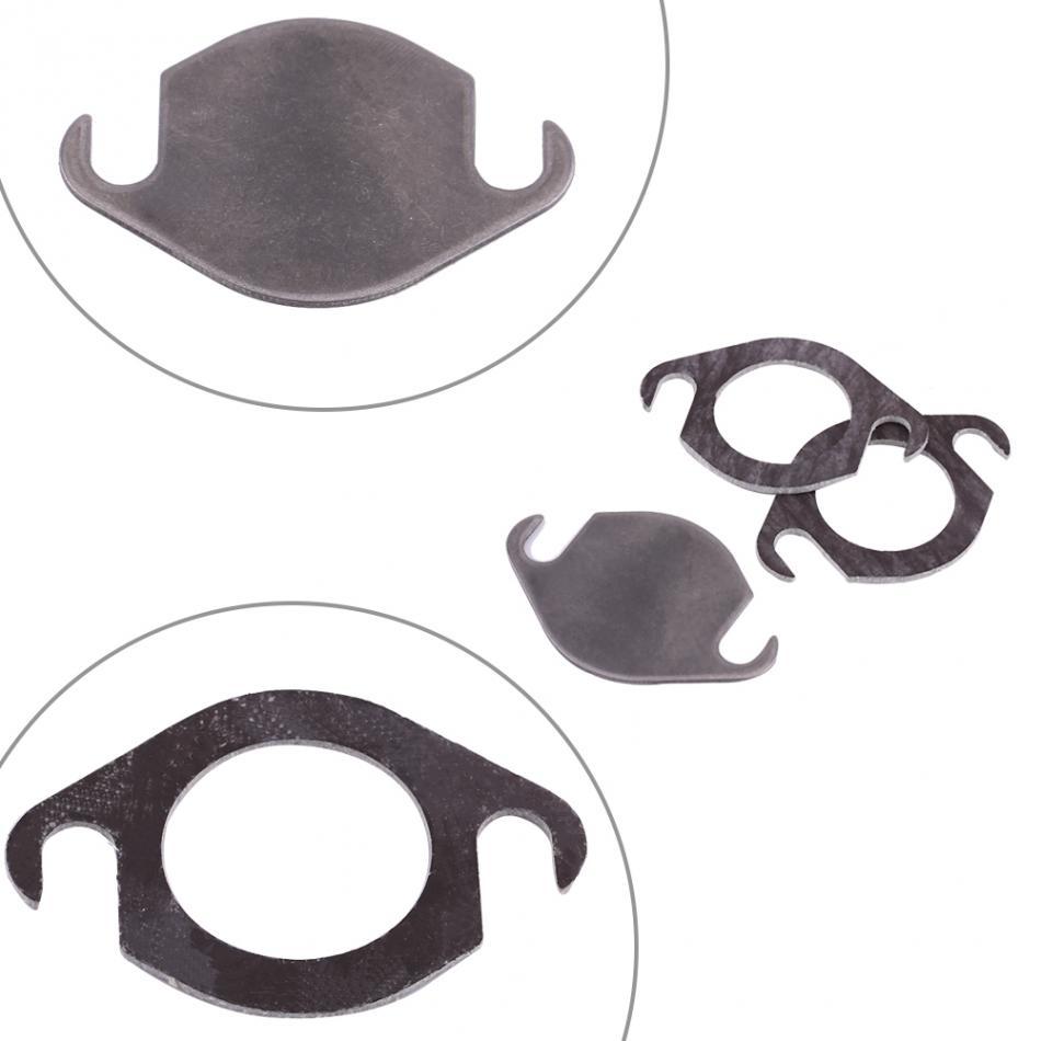 Комплект заглушающих клапанов EGR с прокладкой для VW SEAT SKODA VOLVO GALAXY TDI, автостайлинг
