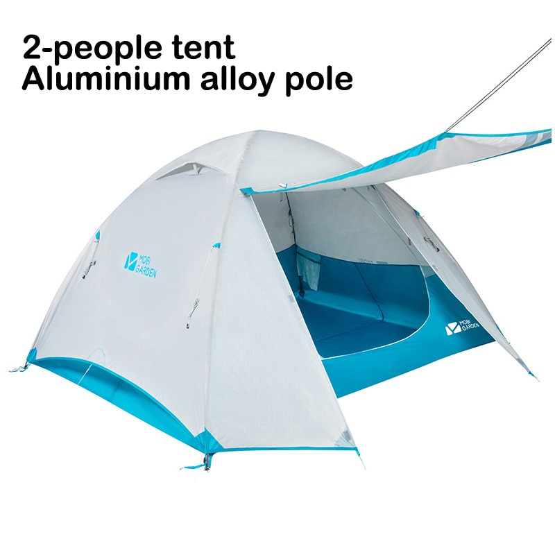 Mobi Garden Cold MountainCM 2-person 3-season Double Layer Seam-sealed Professional Breathable outdoor Camping Tent