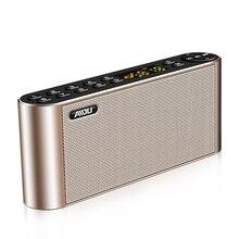 Altavoz Bluetooth inalámbrico, altavoces duales, tarjeta de Audio HIFI, reproductor de MP3 en U, reproductor de MP3 portátil, Cannon estéreo, Radio FM, llamada de teléfono, música