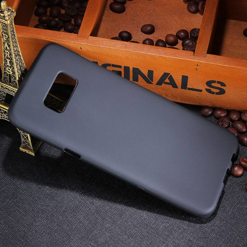 New Gel TPU Slim Soft Anti Skiding Case Back Cover For Samsung Galaxy S8 plus s8+ 6.2inch Mobile Pho