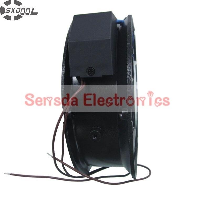 SXDOOL 6E-230HB C 220V 17251*172*172*51mm ventilador de refrigeración axial ventilador del radiador