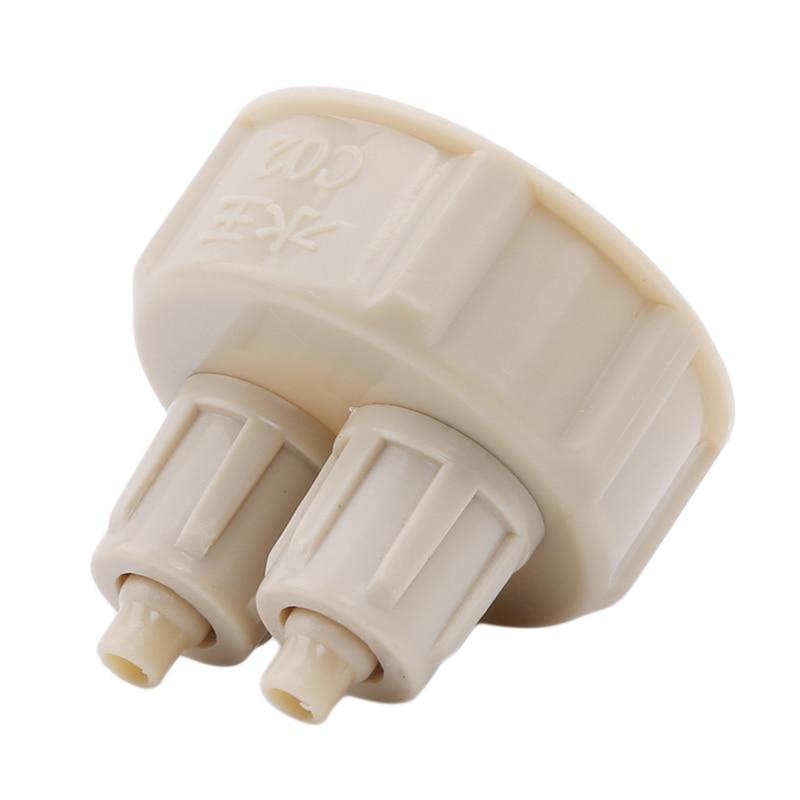 Acvariu CO2 sistem tub ecartament manometru, sticlă capac kit - Produse pentru animale de companie - Fotografie 2