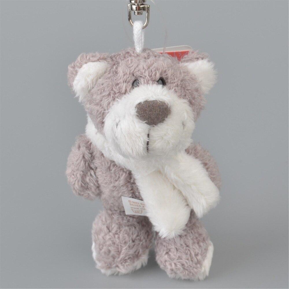 5 шт. модная подвеска на рюкзак с медведем, автомобильное кольцо для ключей, подарок на день рождения, подарок для активного отдыха
