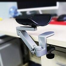 Hot Sale Mouse Computer Bracket Arm Wrist Hand Rest Support Desk Table Armrest Stand