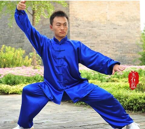 Тайцзицюань боевых искусств тай-чи одежды упругой тай-чи одежды мужчин и женщин