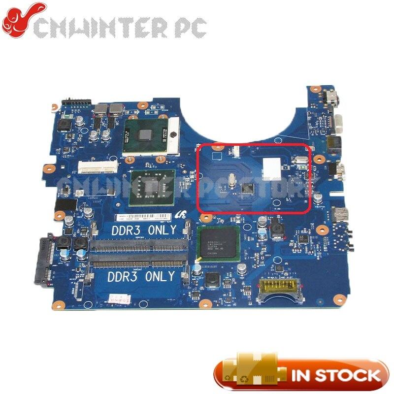 NOKOTION BA92-06336A placa base de BA92-06336B para Samsung NP-R530 R530 PC placa base DDR3 GL40 cpu gratis