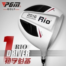 Directo de fábrica PGM genuino Golf Club 1 # madera hombre principiante Barra de ejercicio golf driver ball