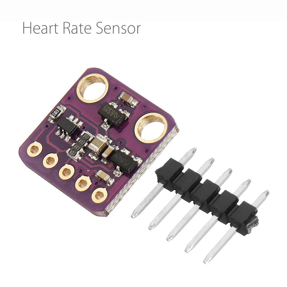Sensor de Frequência Cardíaca MAX30102 Breakout Módulo Ultra-Baixo Consumo De Energia Para Arduino