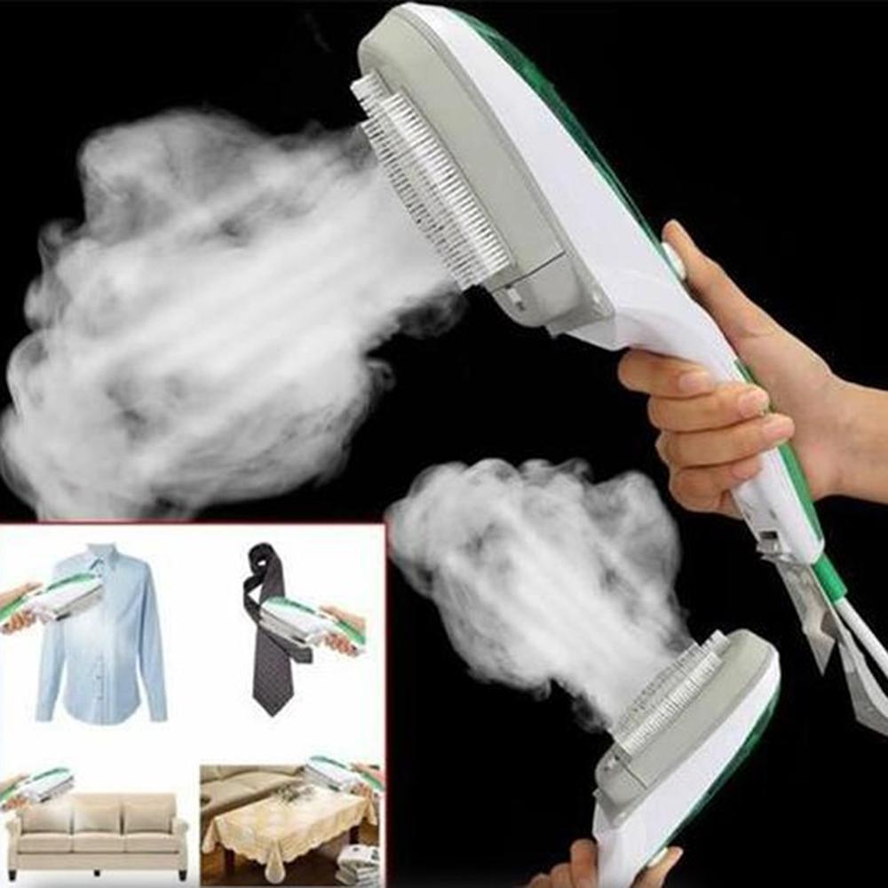 باليد معلقة آلة صغيرة المحمولة فرشاة بخارية النسيج الغسيل القماش التجاعيد فرشاة باخرة مكواة البخار الكهربائية باخرة البيت