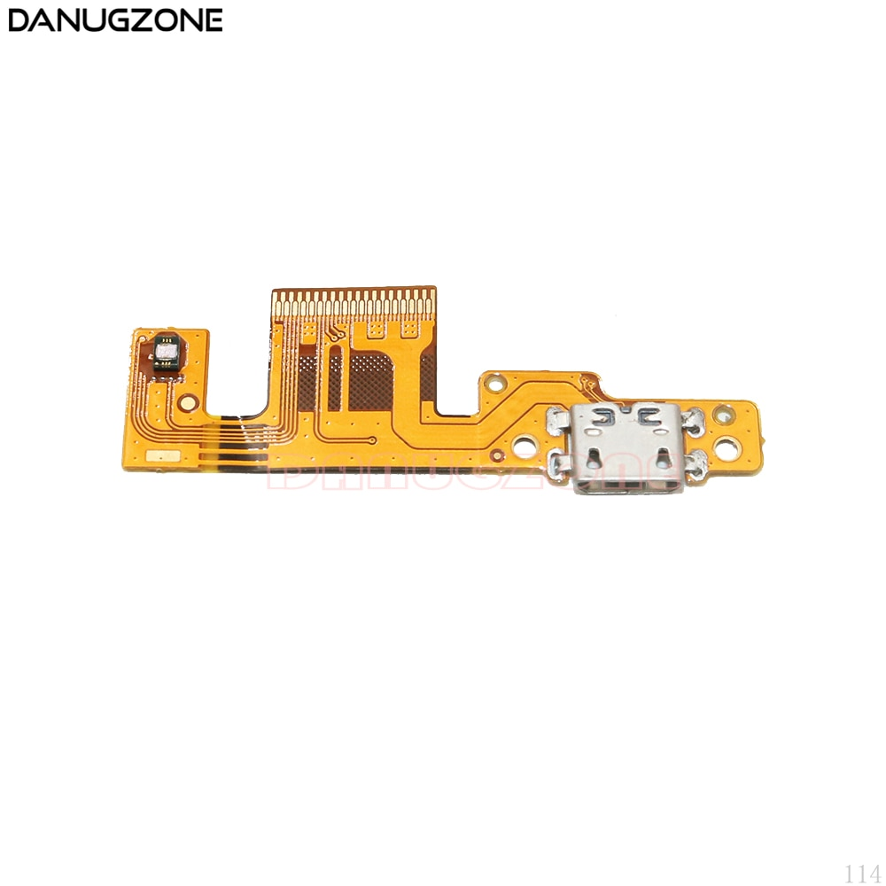 Usb-разъем для зарядки, док-станция с гибким кабелем для планшета Lenovo, планшета, йоги 10 B8080