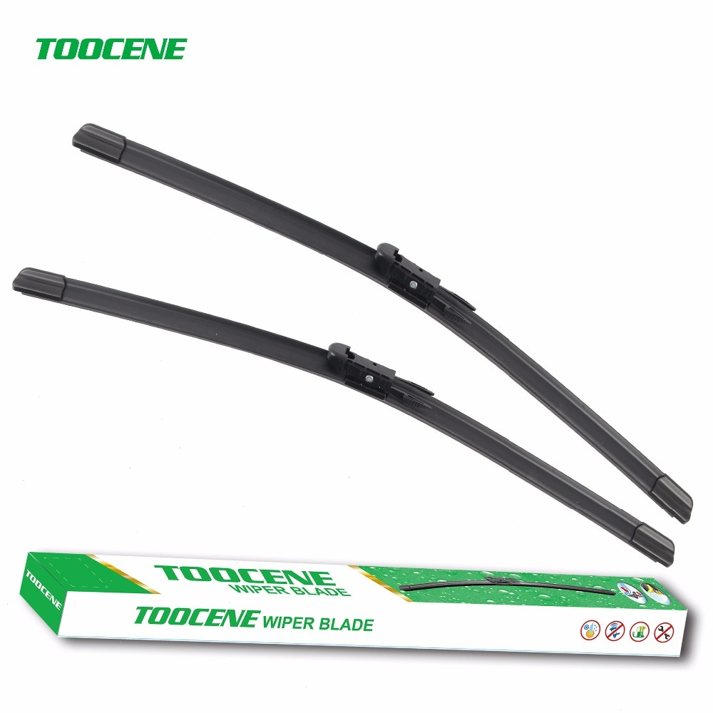 "Escobillas limpiaparabrisas Toocene para Chevrolet Traverse 2012-2016 par 24 ""+ 21"" ventana delantera de automóvil parabrisas automático"