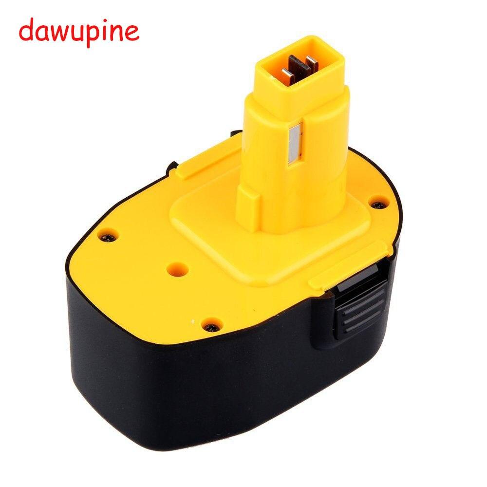 Carcasa de plástico dawupine para Batería Dewalt 14,4 V DC9071 DE9037 DE9071 DE9074 DE9075 DW9071 caja de batería ni-cd
