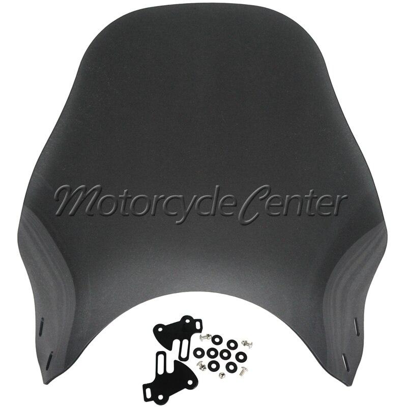 Ветряные дефлекторы для лобового стекла Honda Hornet CB400 SF CB600 CB 1000 CB 250 400 600 750 900 919 1300 1100SF, темное Дымовое стекло