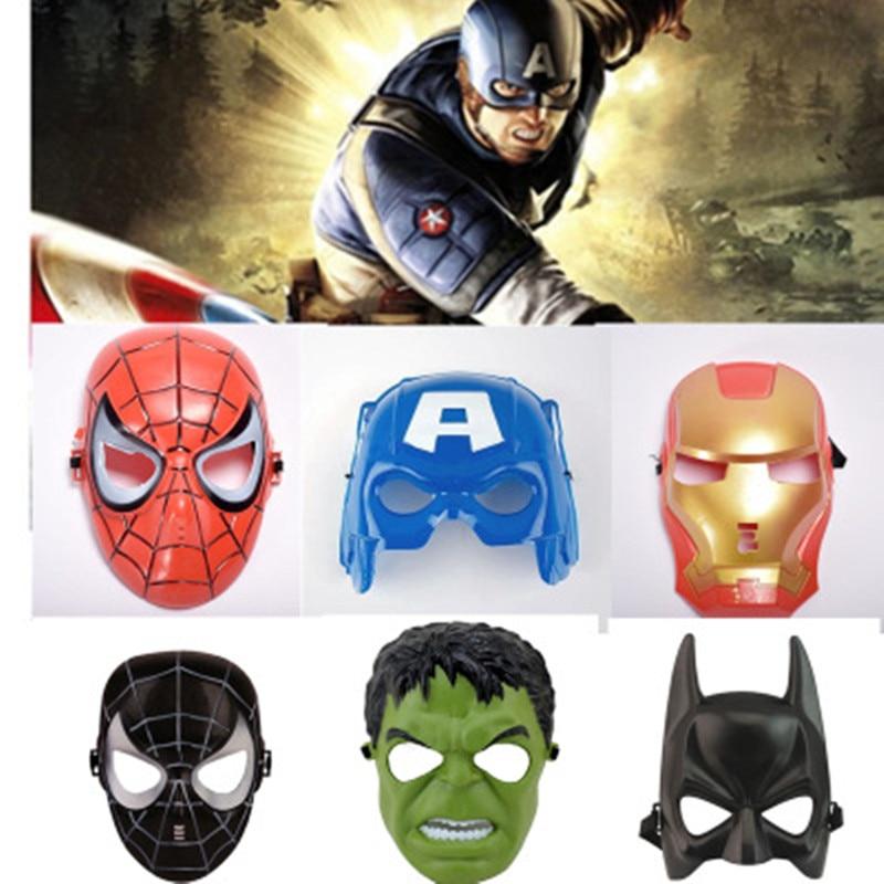 2020 Spiderman Marvel Avengers 3 Age of Ultron Hulk Black Widow Vision Ultron Iron Man Captain America Action Figures Model Toys