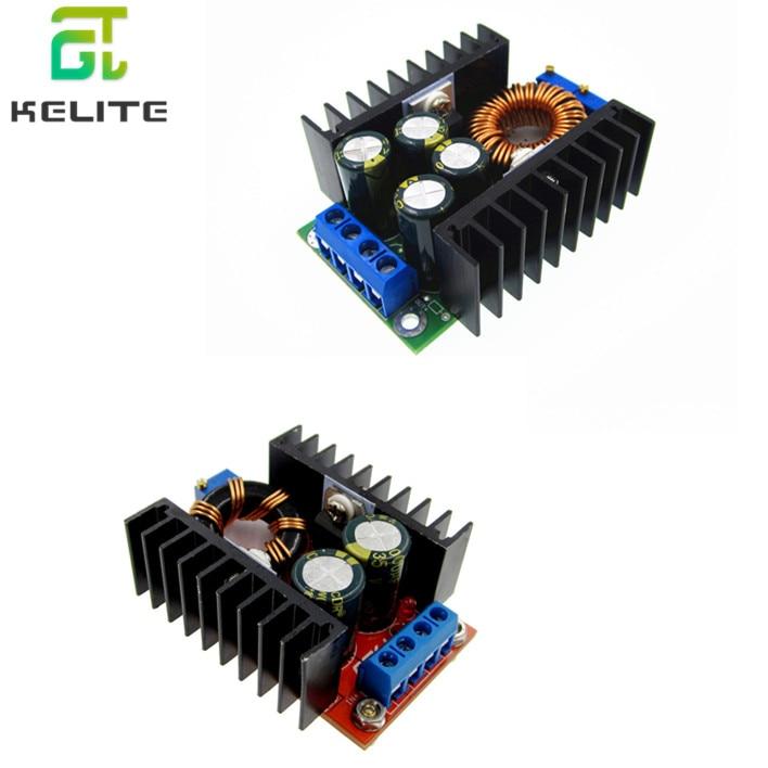 5PCS DC CC 9A 150W 300W Step Down Buck Converter 5-40V To 1.2-35V Power Module PCB Board