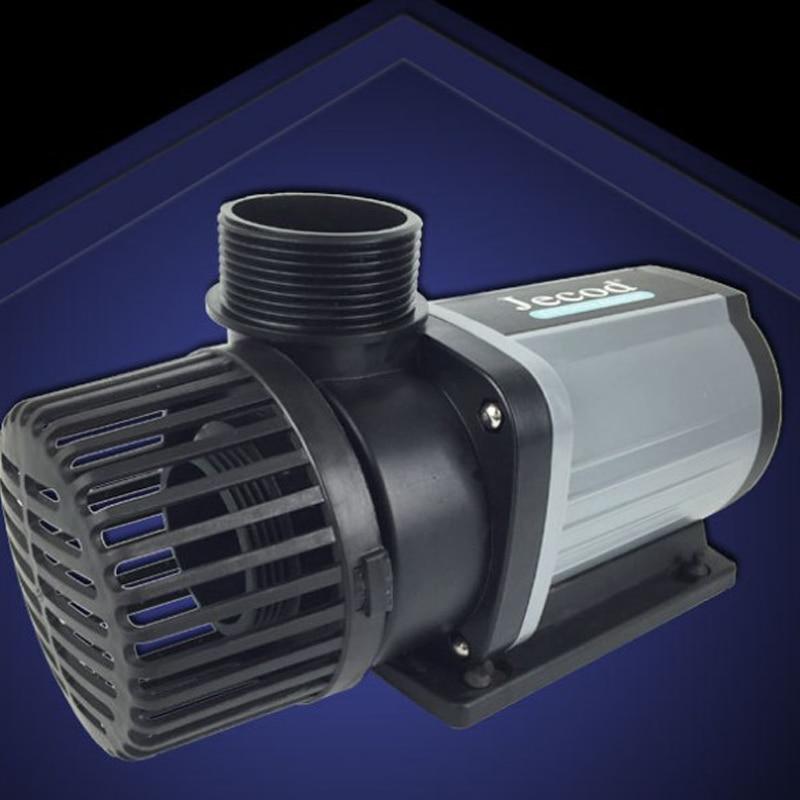 Jebao Jecod DCS1200 погружной насос с регулируемым контроллером для аквариума, аквариума, пруда