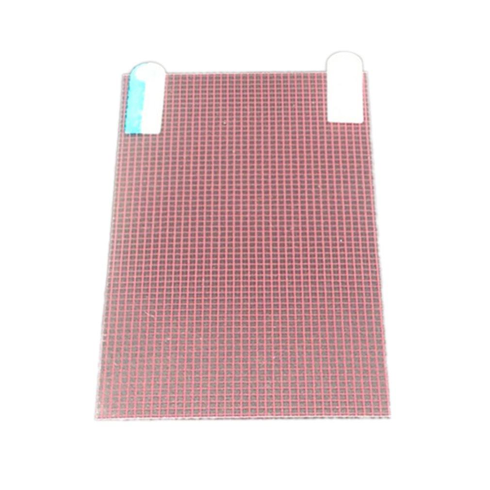 Protetor de tela universal telefone inteligente tablet gps película protetora