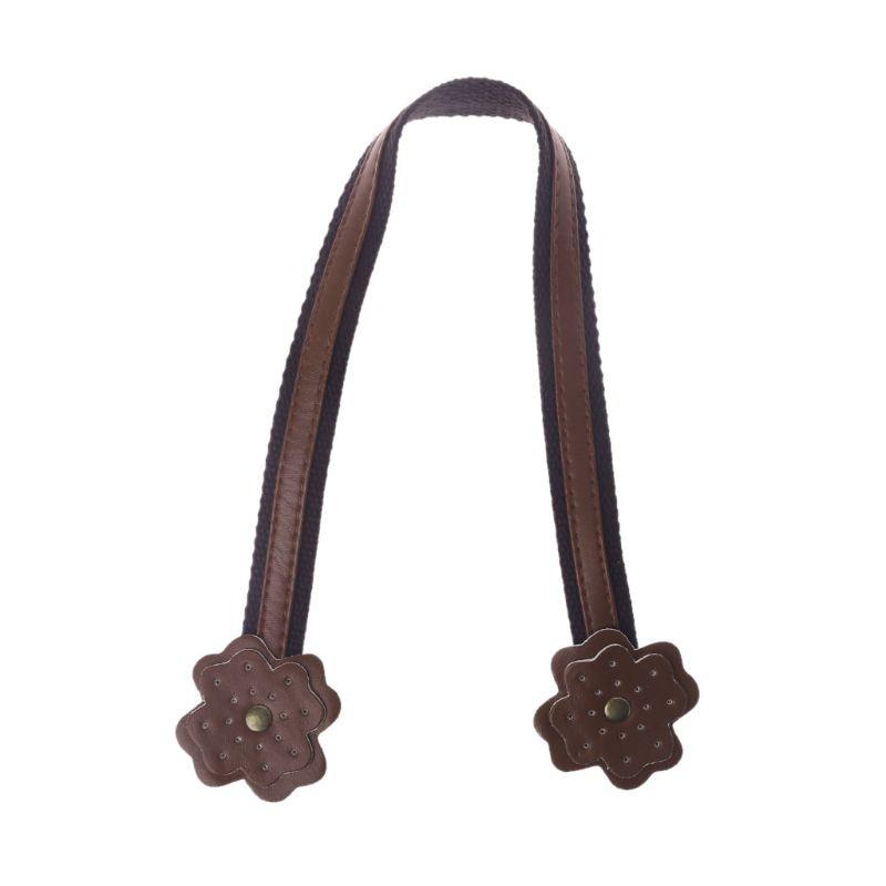 Correa para Bolso de piel de 45cm, correa para bolso de hombro, correa para bolso DIY, accesorios de repuesto para bolso 1 pieza