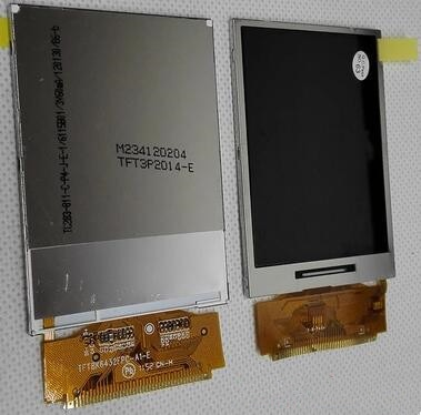 Pantalla LCD TFT de 2,8 pulgadas 39P 262K HX8347G Drive IC 240(RGB)* 320 interfaz paralela del sistema