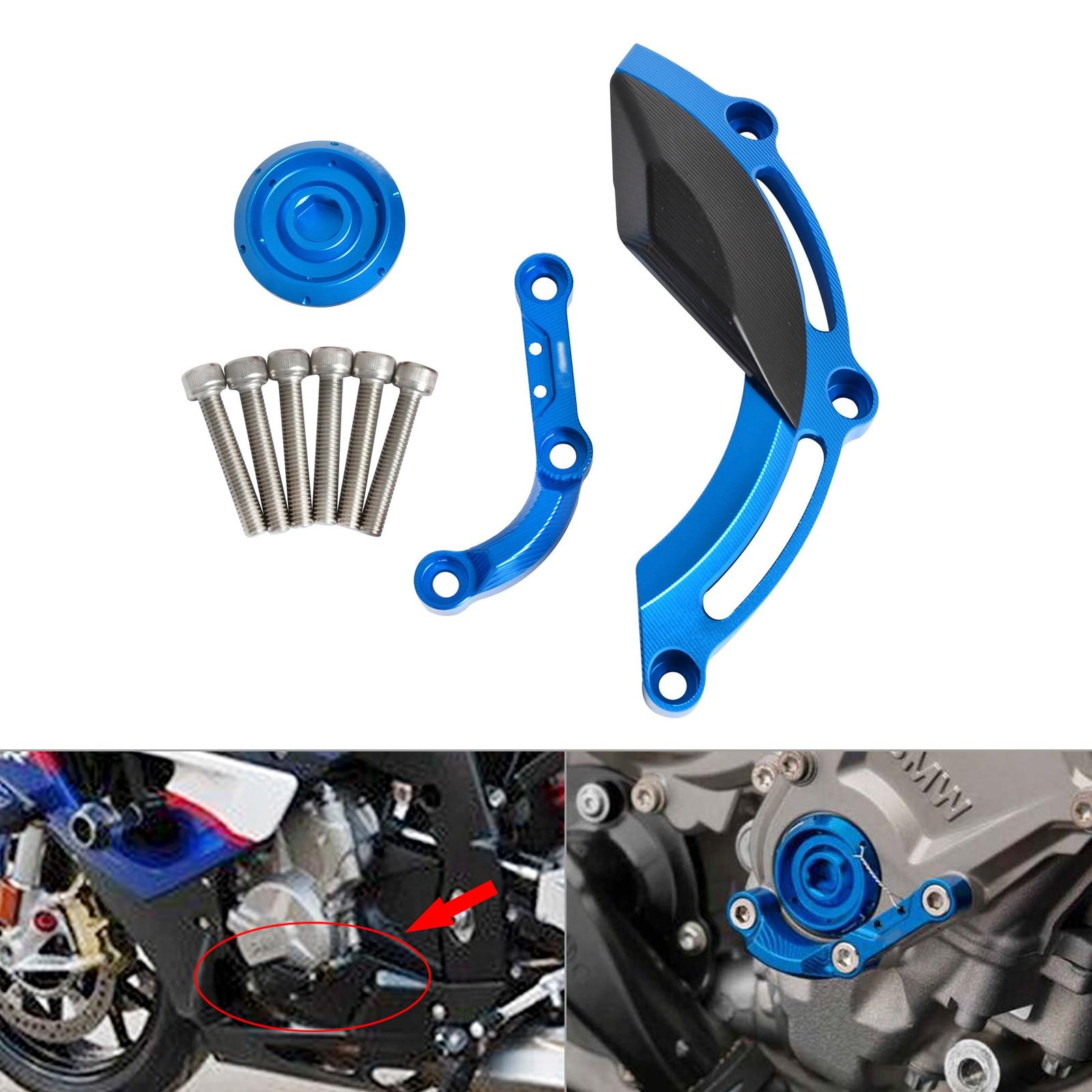 Motor de la motocicleta deslizante cubierta choque Protector para BMW S1000R 14-19 S1000RR 09-18 S1000XR 15-17 HP4 2012-2014 S 1000 RR XR